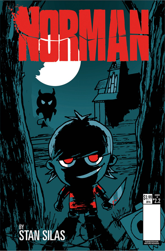 Norman: The First Slash #2 (Jake Cover)