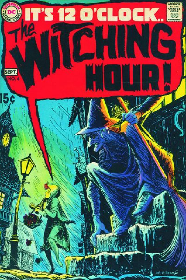 Showcase Presents: The Witching Hour Vol. 1