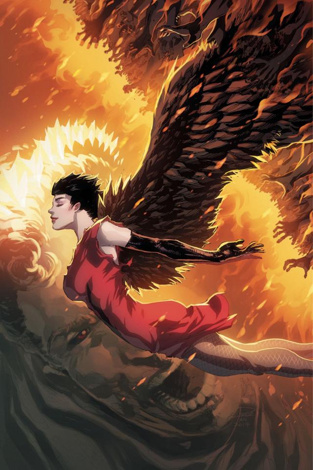 Vampirella #5 (40 Copy Tan Virgin Cover)