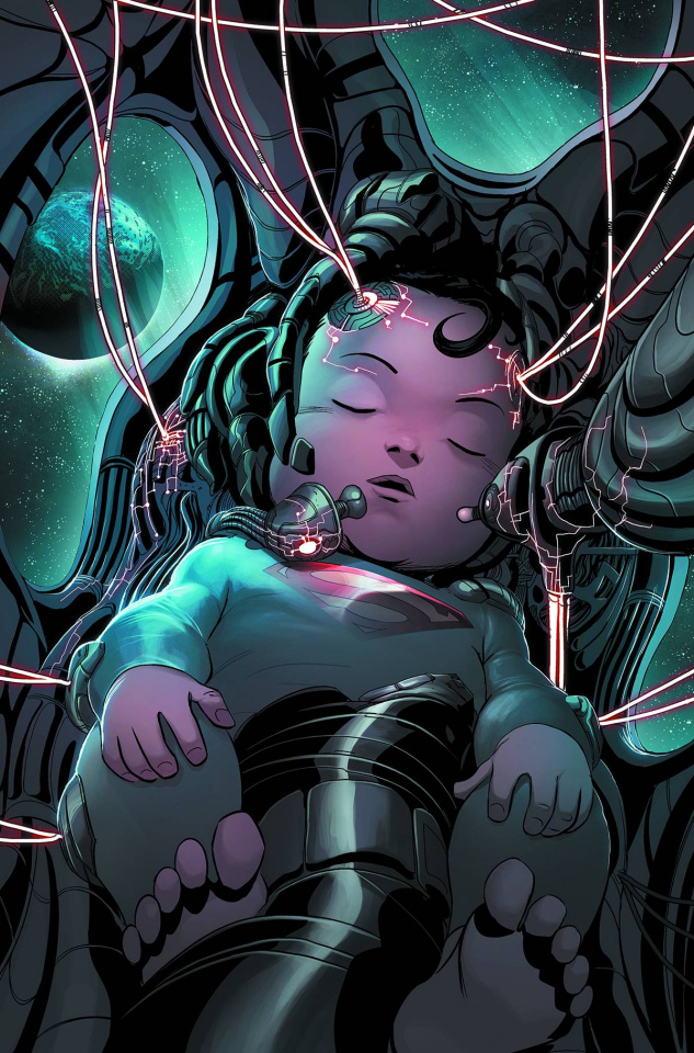 Superman: American Alien #1 (Variant Cover)