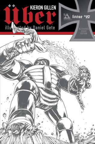 Über #27 (Blitzkrieg Cover)