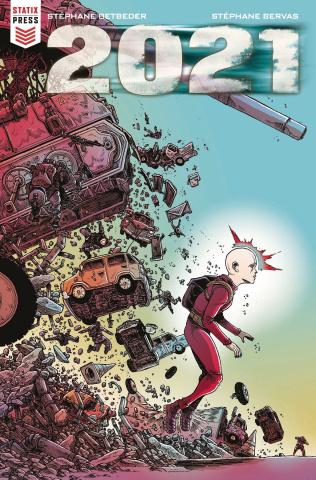 2021: Lost Children #1 (Stokoe Cover)