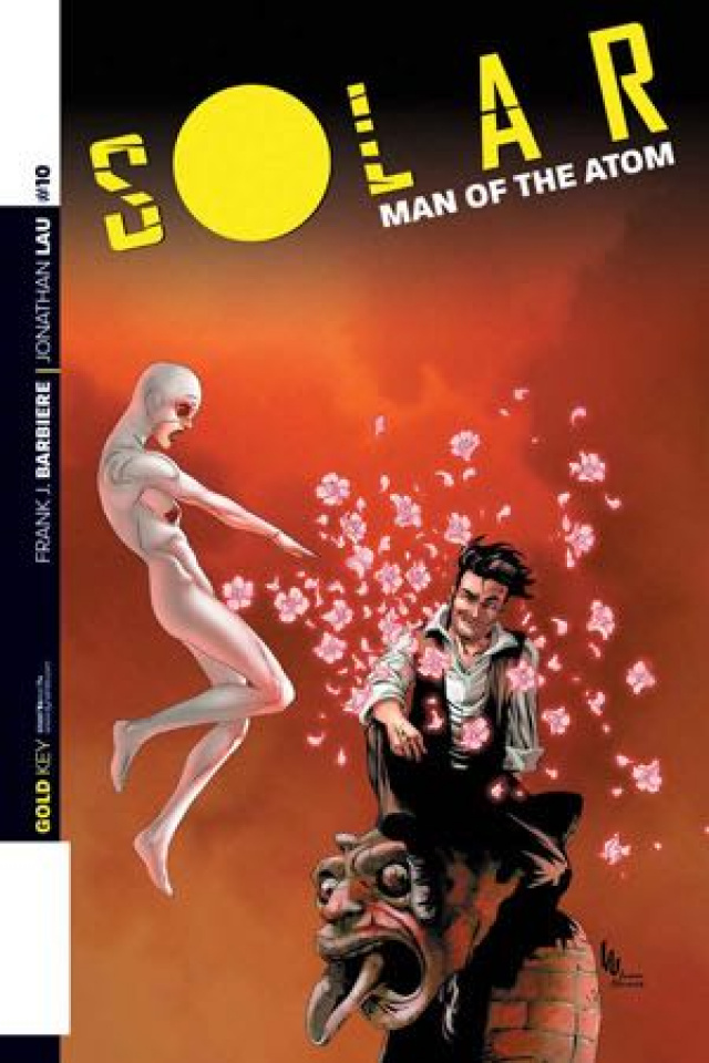 Solar: Man of the Atom #10 (Laming Cover)