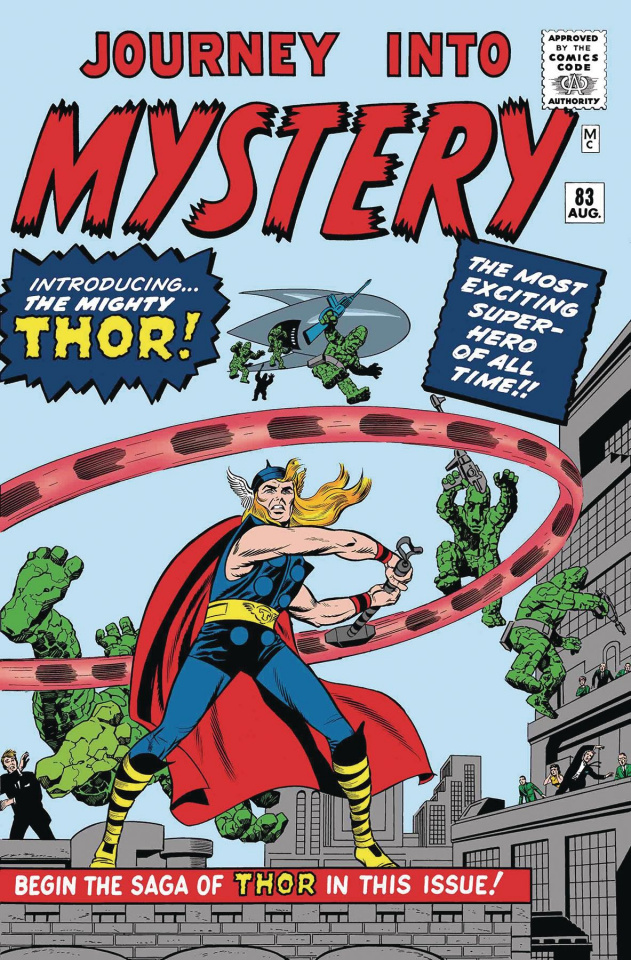Introducing the Mighty Thor! #1 (True Believers Kirby Cover)