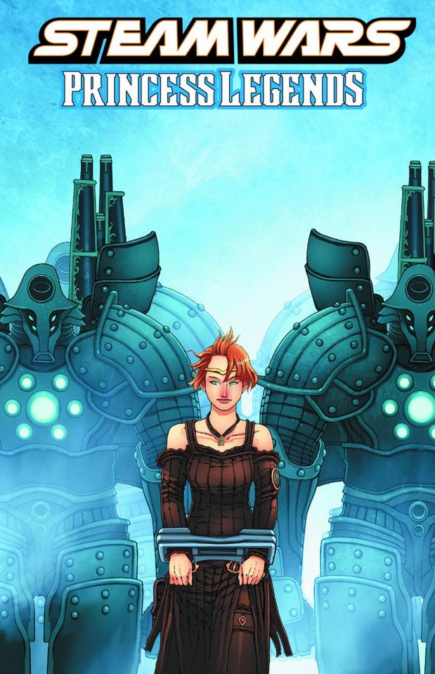 Steam Wars: Princess Legends #2