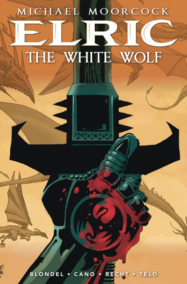 Elric: The White Wolf #1 (Sale Cover)