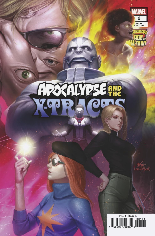 Age of X-Man: Apocalypse and the X-Tracts #1 (Inhyuk Lee Cover)