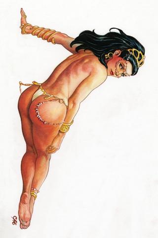 Dejah Thoris #1 (20 Copy Cho Virgin Cover)