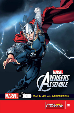 Marvel Universe: Avengers Assemble #10