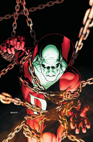 DC Universe Presents Vol. 1: Deadman and The Challengers