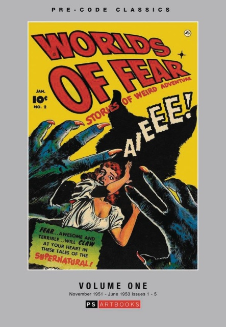 Worlds of Fear Vol. 1