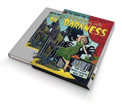 Adventures Into Darkness Vol. 2 (Slipcase Edition)