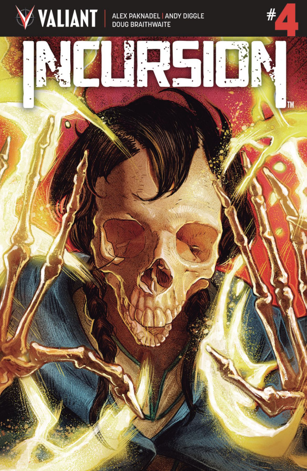 Incursion #4 (Guedes Cover)