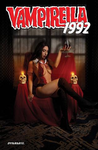 Vampirella: 1992 (Cosplay Cover)