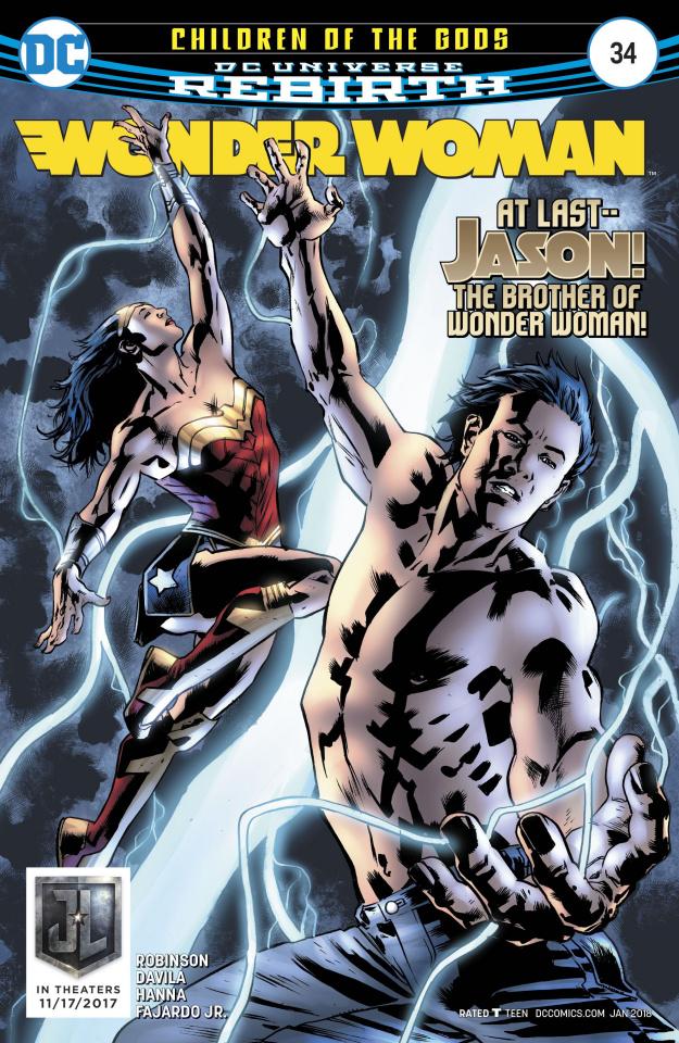 Wonder Woman #34