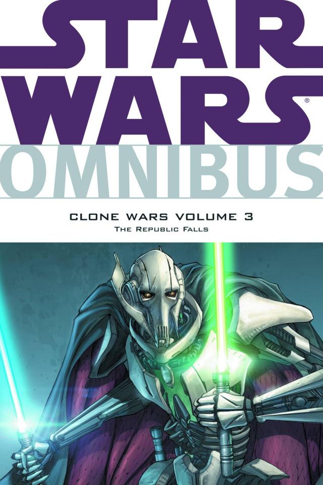 Star Wars: The Clone Wars Vol. 3: The Republic Falls