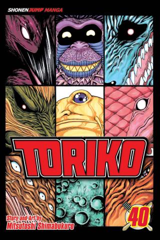Toriko Vol. 40