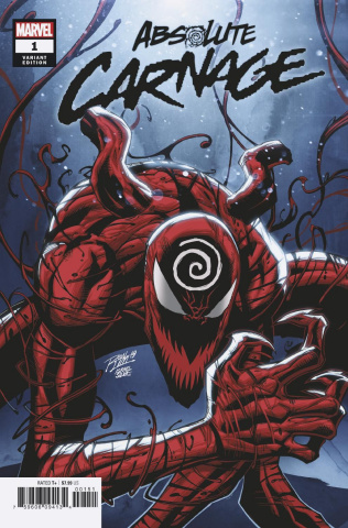 Absolute Carnage #1 (Lim Cover)