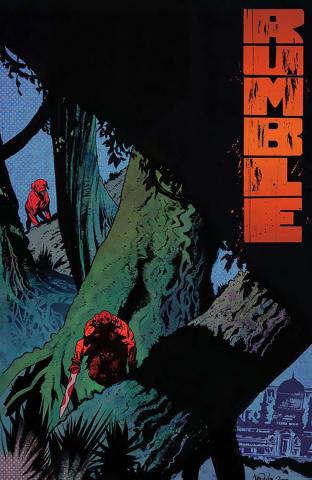 Rumble #13 (Harren Cover)