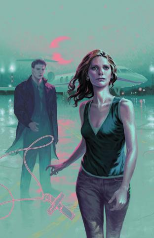 Buffy the Vampire Slayer, Season 10 #18 (Morris Cover)