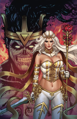 Grimm Fairy Tales: Wonderland #50 (Leister Cover)
