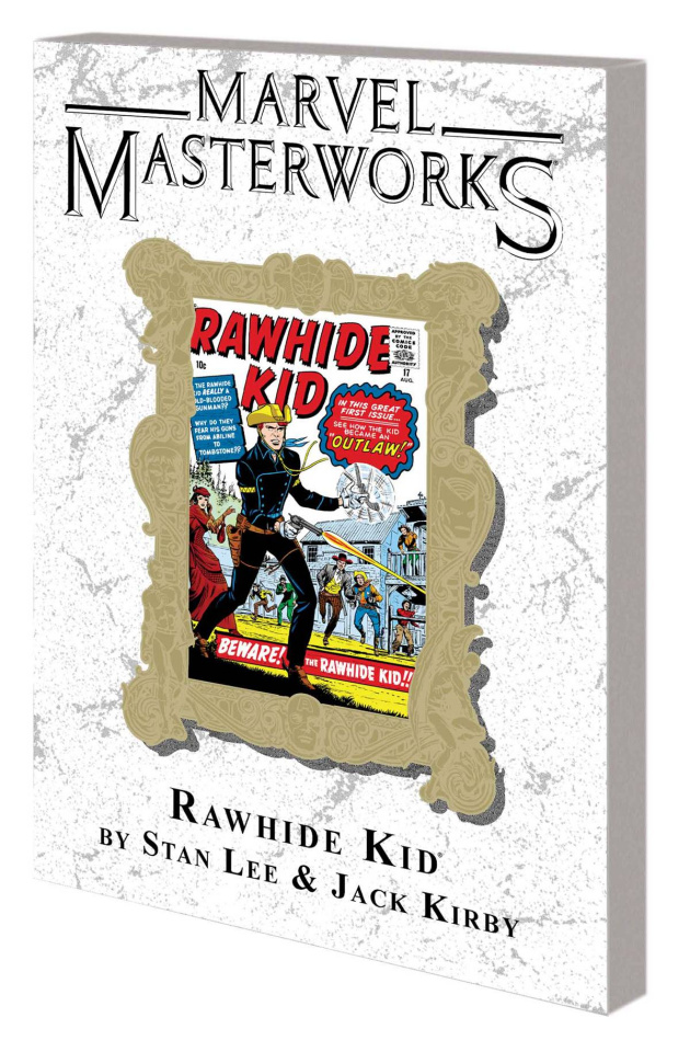 Rawhide Kid Vol. 1 (Marvel Masterworks)