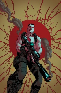 Bloodshot: Reborn #18 (10 Copy Level Cover)
