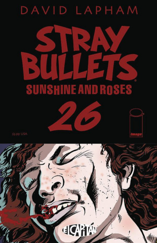 Stray Bullets: Sunshine and Roses #26