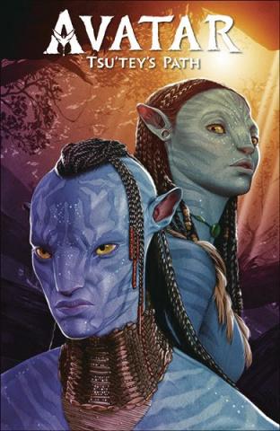 Avatar: Tsu Tey's Path Vol. 1