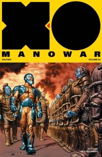 X-O Manowar Vol. 2