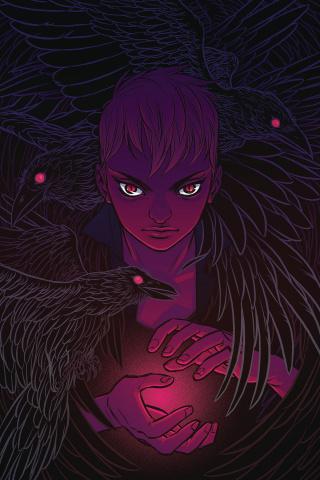 Blackwood #1 (Cloonan Cover)
