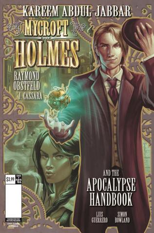 Mycroft Holmes #2 (Ianniciello Cover)