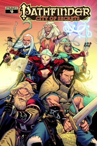 Pathfinder: City of Secrets #6 (Subscription Cover)