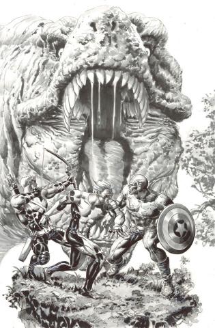 Avengers: Millennium #2