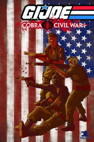 G.I. Joe Vol. 1: Cobra Civil War