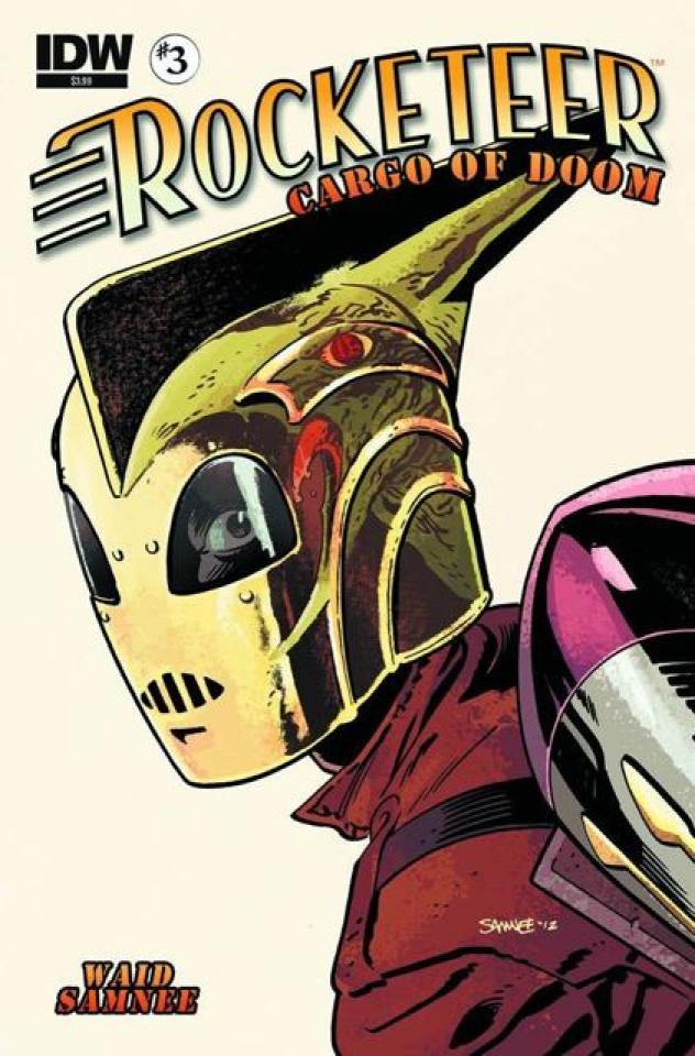 The Rocketeer: Cargo of Doom #3