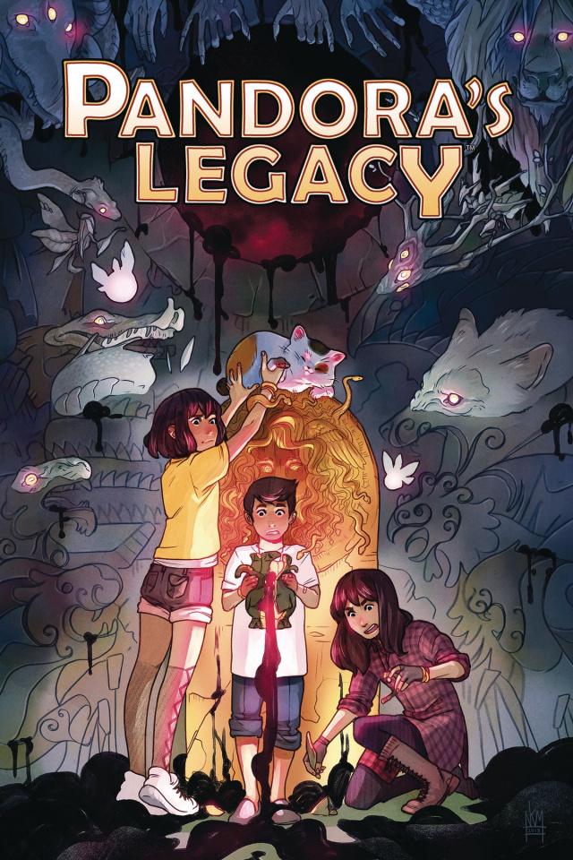 Pandora's Legacy Vol. 1