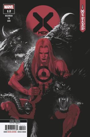 X-Men #12 (Yu 2nd Printing)
