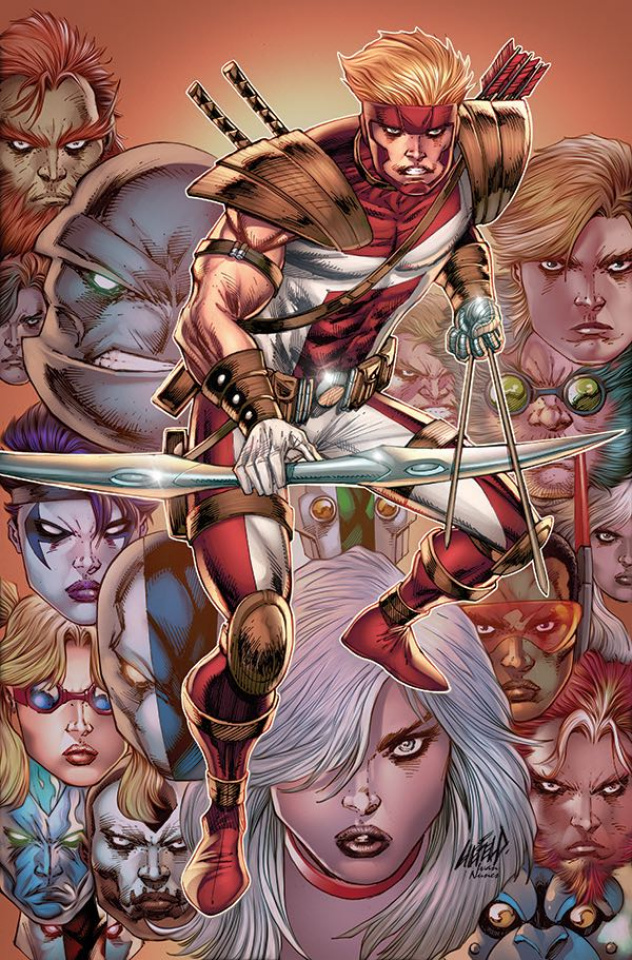 Youngblood #1 (Liefeld Cover)