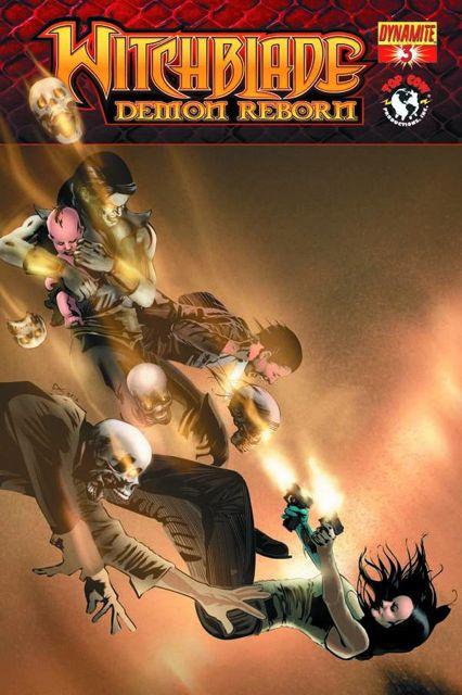 Witchblade: Demon Reborn #3