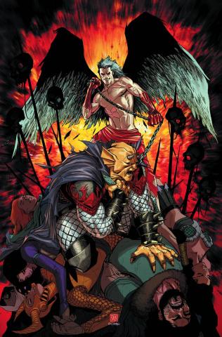 Demon Knights Vol. 3: The Gathering Storm