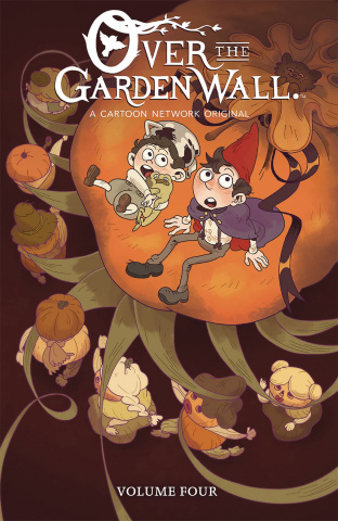 Over the Garden Wall Vol. 4