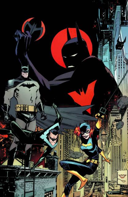 Batman Beyond Universe #1