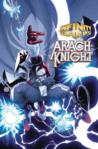 Infinity Wars: Arachknight #1 (Kubert Connecting Cover)