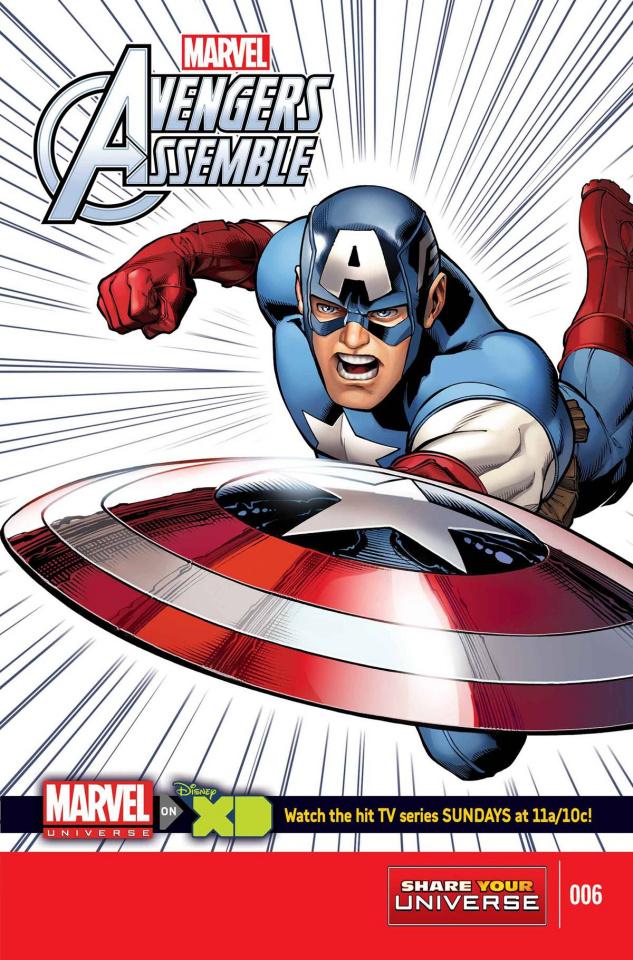 Marvel Universe: Avengers Assemble #6