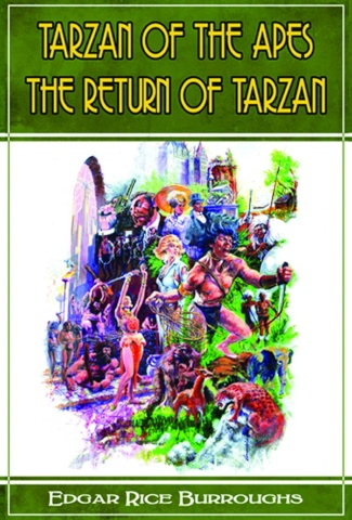 Tarzan of the Apes: The Return of Tarzan