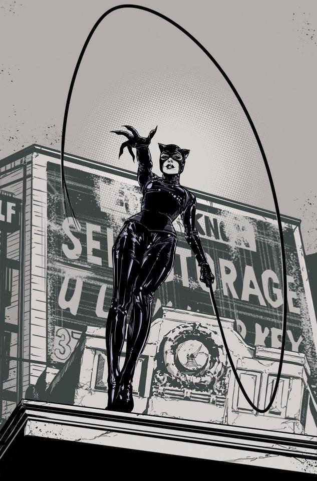 Catwoman #4 (Foil Cover)