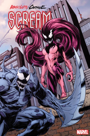 Absolute Carnage: Scream #3 (Bagley Connecting Cover)