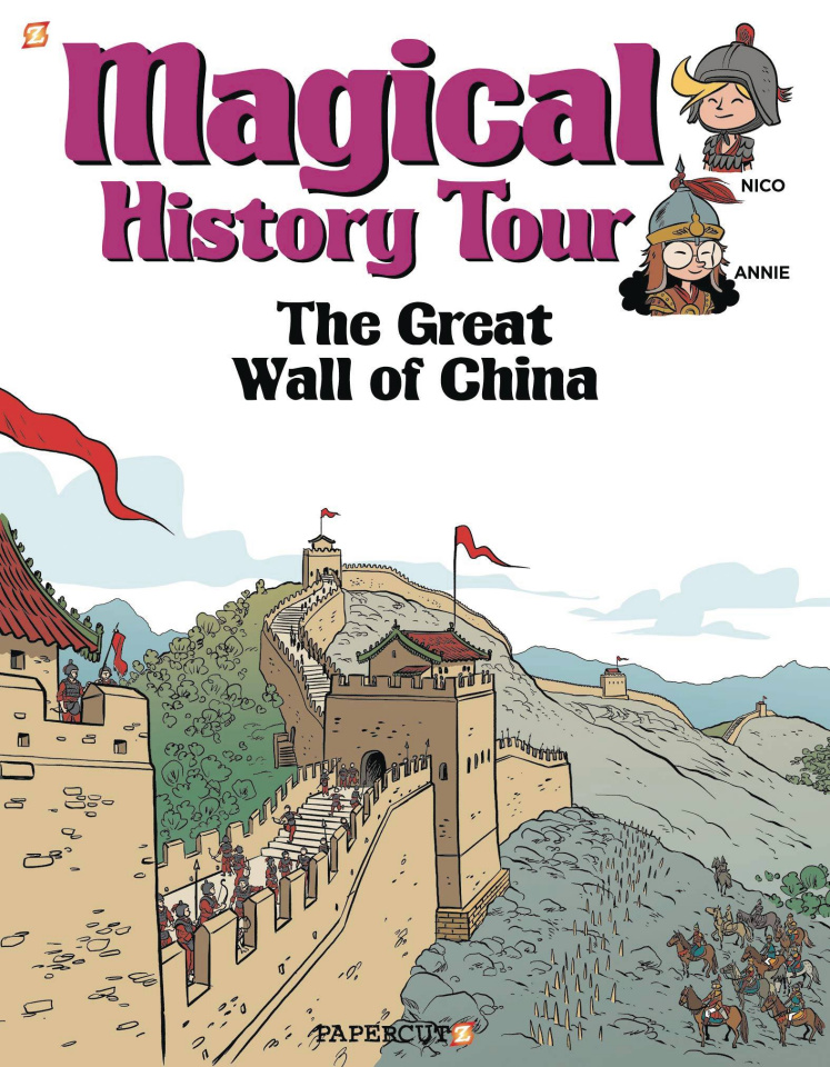 Magical History Tour Vol. 2: The Great Wall of China