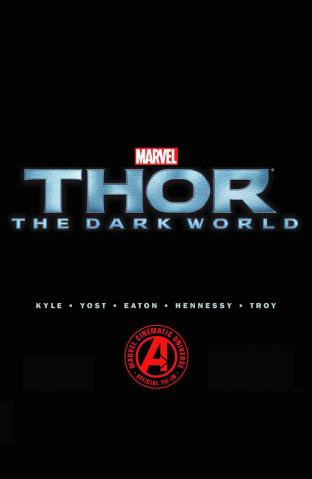 Thor: The Dark World Prelude #1